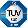 TUV - ISO 9001